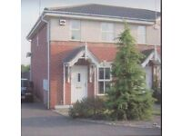 2 bed end terrace house to rent in quiet cul de sac location, Walsgrave
