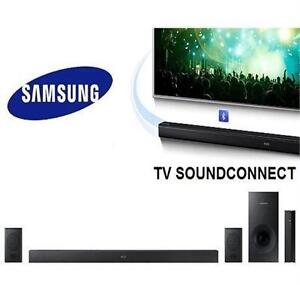 NEW SAMSUNG 4.1 CHANNEL SPEAKER SYSTEM (200 WATTS)