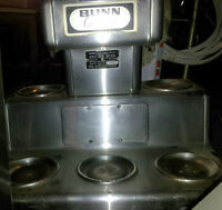 Bunn R/T coffee brewer - Diner style
