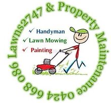 Lawn Mowing & Property Maintenance Oxley Park Penrith Area Preview