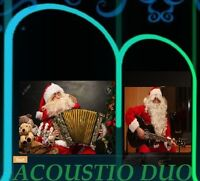 ACOUSTIQ DUO AND AMBIANCE TRIO – FOR ALL YOUR FESTIVE MUSIC