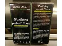 Shills black peel off face mask.blackhead removal
