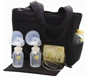 **MEDELA  double pump &medela single pump  *