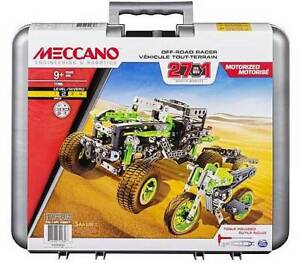 WANTED: Meccano Builder Sets