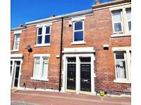 Bensham, Gateshead. 3 Bedroom Upstairs Flat to rent. No Bond! DSS Welcome!