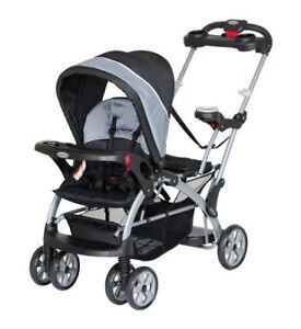 Baby Trend Sit N Stand Ultra Stroller (($100)) obo