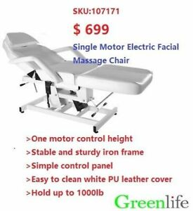 Three Sections Electric Massage Beauty Tattoo bed Table! $699.99