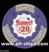 Stardust Casino Chips