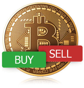NOW BUYING BITCOIN
