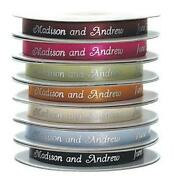 Personalised Ribbon 10mm