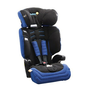 Safety-1st-Custodian-Plus-Convertible-Booster-Seat-Ultramarine-New-in-Box