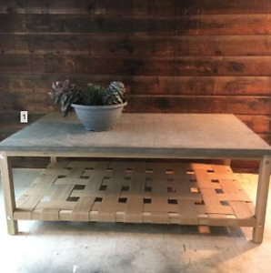 Industrial Bespoke Coffee Table