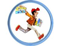 Sales! Cheap leaflets distribution! Call now
