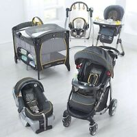 Graco Flare Print Collection