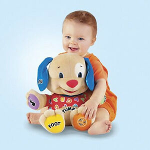 chien interactif Fisher Price