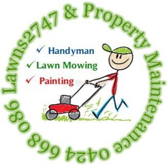 Lawn Mowing & Property Maintenance