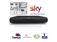 Brand New SKY HD box, unopened, with HD remote