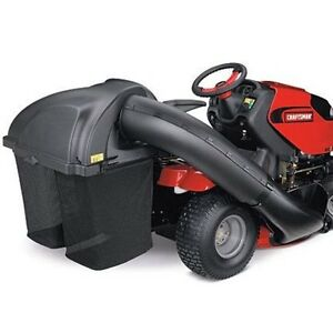 Craftsman Md Twin Gr Bagger Kit For 42 Lawn Tractors