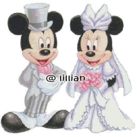 Mickey Mouse Cross Stitch Patterns Ebay