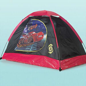NEW: Disney Cars or Toy Story Dome Tent
