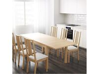 IKEA Extendable Dining Table (Still In Good Condition)