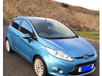 **Ford Fiesta 1.6TDCI Titanium - 2010** ONE OWNER