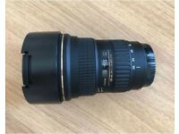 Tokina AT-X PRO 16-28mm F/2.8 FX Lens for Canon