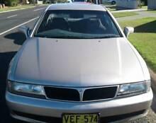 1998 Mitsubishi Magna Sedan Cessnock Cessnock Area Preview