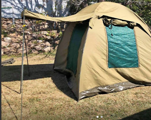 Campmaster bow tent
