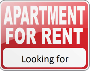 Looking for First Apartment