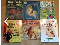 Children's Story Books in the woods themed Bundle
