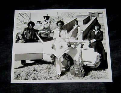 ORIGINAL 1970s FRICTION BAND Personal Promo 8x10 CHITLIN CIRCUIT