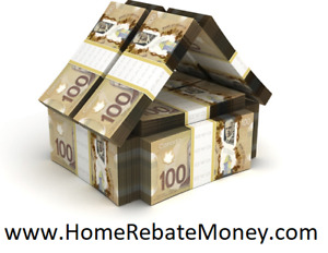 New Home purchase, Renovation Rebate: up to $42,500.00 cash!