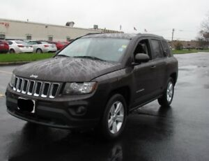 2014 Jeep Compass 4WD SUNROOF LEATHER CLEAN North Edition
