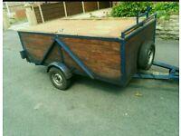 Brilliant condition trailer