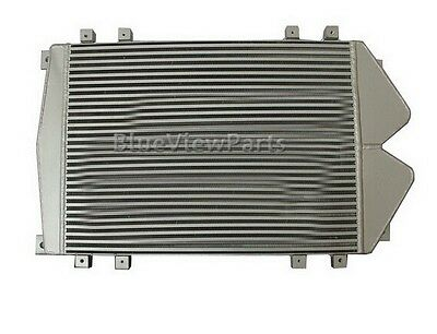 Aluminum hydraulic oil cooler,Radiator,intercooler for Hitachi EX200-1 excavator