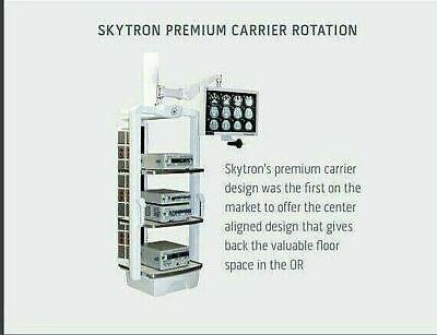 Or Equipment Carrier Boom Base Skytron Ergon Ii