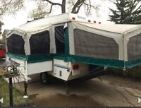 Starcraft venture tent trailer