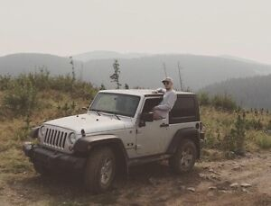 2008 Jeep Wrangler Trail Rated X Coupe (2 door)