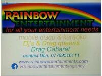 Rainbow Entertainments mobile dj