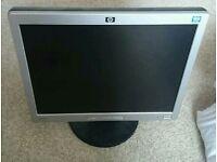 """L1706 HP monitor LCD VGA 17"""""""