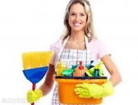 Cleaning lady for hire - Retired Home care worker