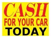 CASH PAID FOP SCRAP CARS NON RUNNER MOT FAILURE DAMAGED NO KEYS