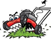 Lawn cutting services available