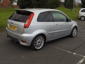 2006 Ford Fiesta Zetec S 1.6 -- 91k miles Full Leather £1600