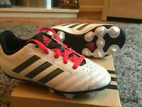 Kids Adidas Football boots size 10