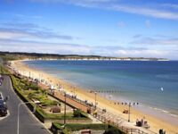 One Bed Flat. Stunning sea views, Over 55s only