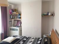 Large double room to let in spacious house with garden