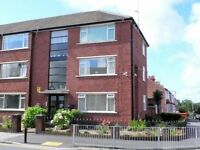 Large 2 bed ground floor flat with sitting tenant
