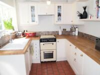 Complete Cream Shaker Kitchen by Howden's